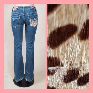 Miss Me fur jeans